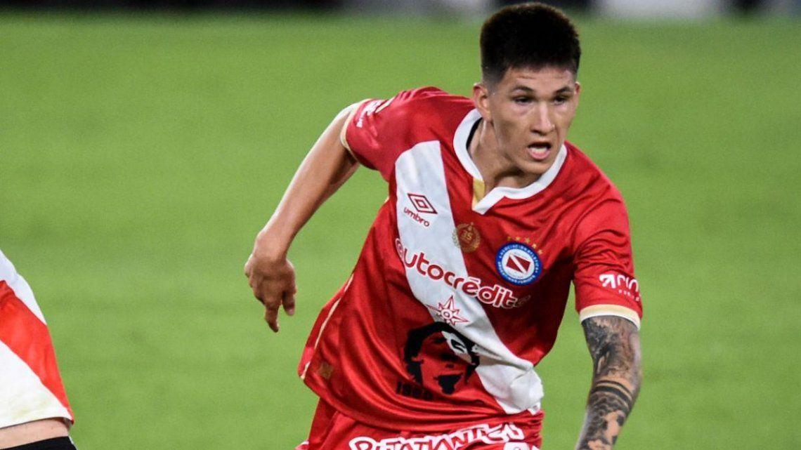 Franco Ibarra jugará en Estados Unidos.