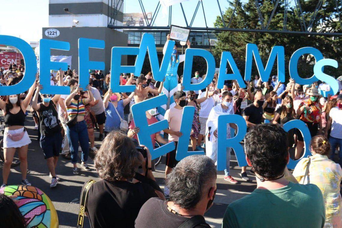 Más de 97% de los expositores de la audiencia por Costa Salguero se manifestó en contra de la propuesta.