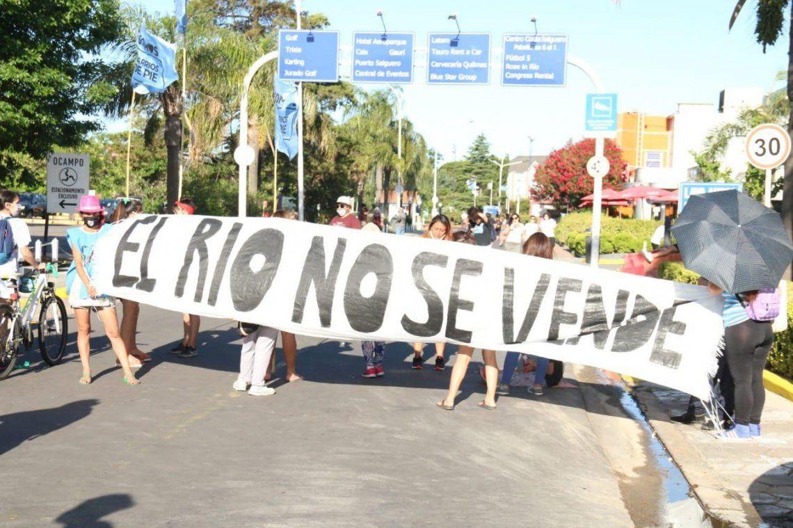 La audiencia por Costa Salguero dejó en claro las pretensiones de los vecinos de CABA.
