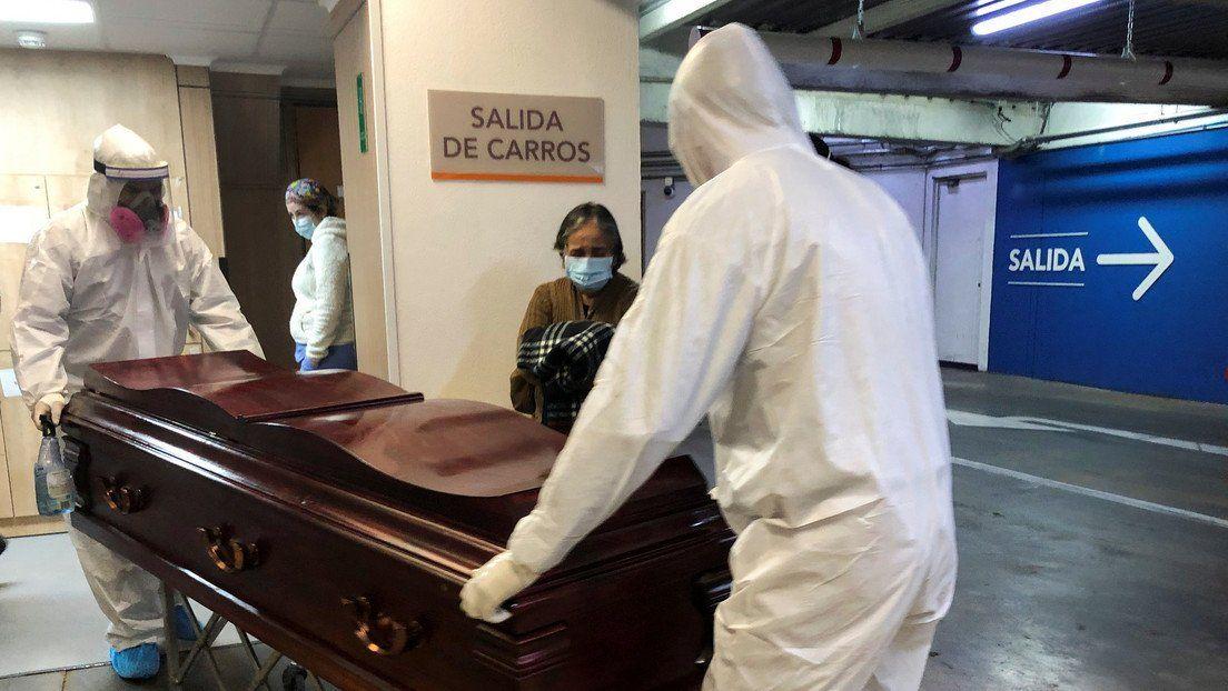 El sorpresivo evento ocurrió en el Hospital de Oliveira de Azeméis