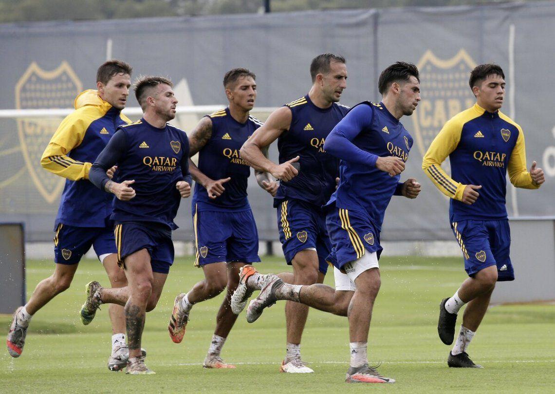 Boca enfrentará a Talleres en Ezeiza el próximo sábado.
