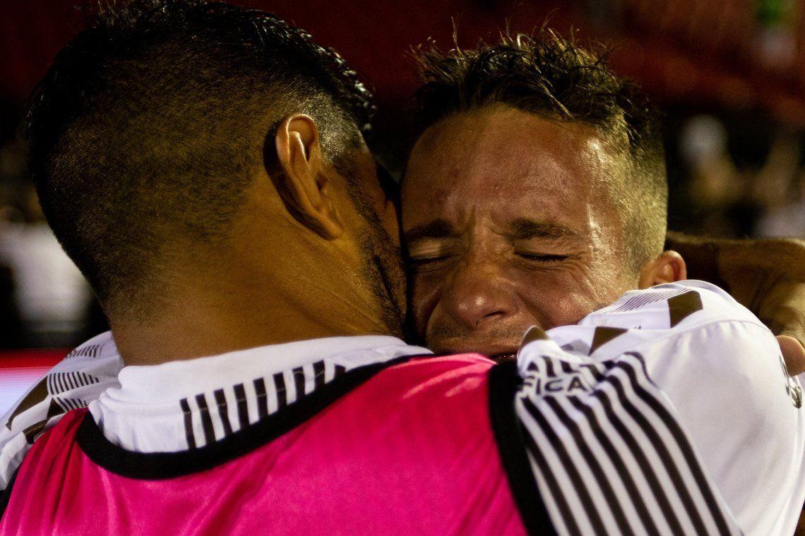 Las mejores fotos del ascenso de Platense a Primera