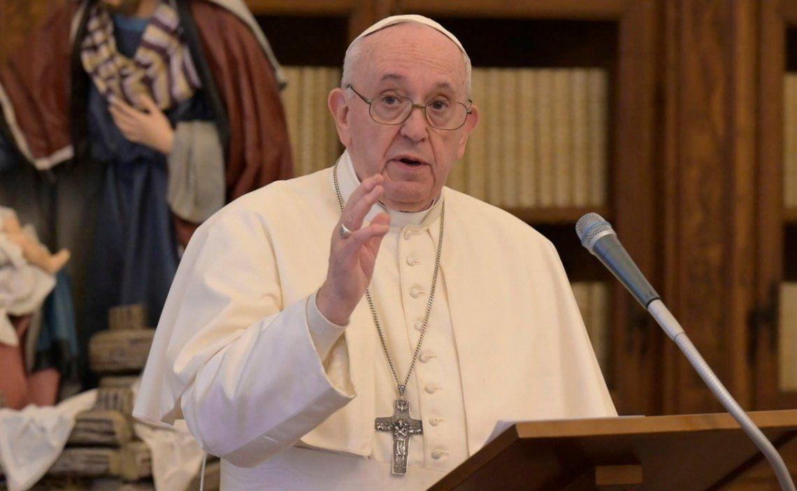 El Papa Francisco dedicó la oración mensual de febrero a las mujeres