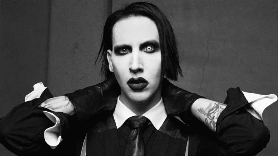 Cuatro mujeres acusan a Marilyn Manson por abuso sexual.