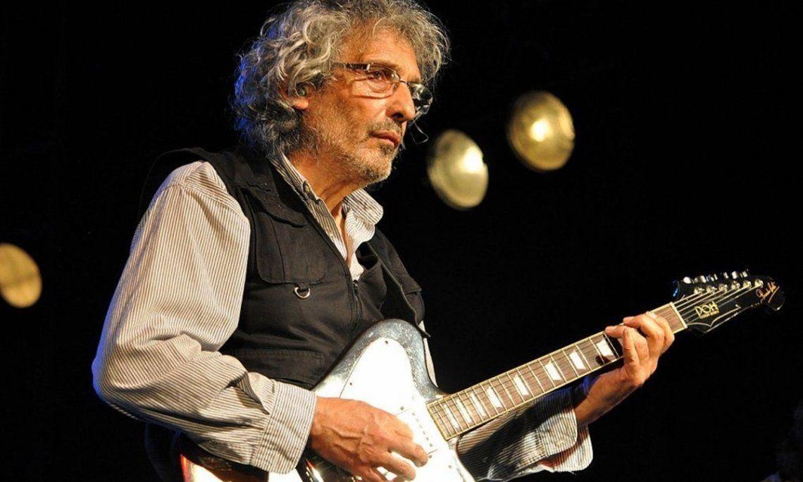 El guitarrista Ricardo Soulé se refirió a los 50 años de La Biblia de Vox Dei.