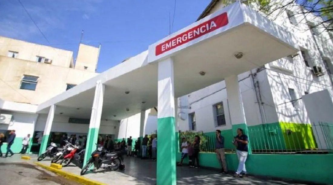 Quilmes: Hospital Iriarte.