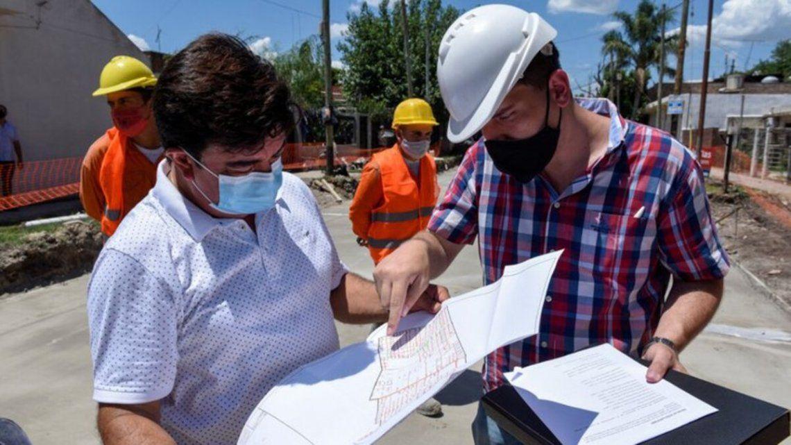 Fernando Espinoza planificó la pavimentación de 5.000 nuevas cuadras