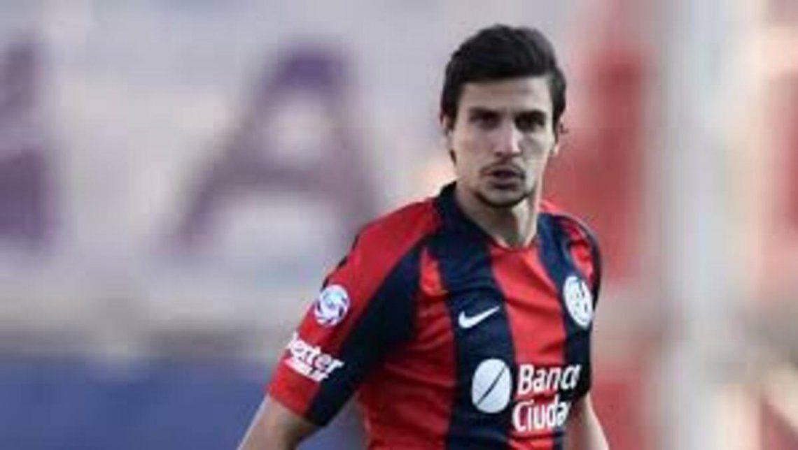 Santiago Vergini podría sumarse a Atlético Tucumán