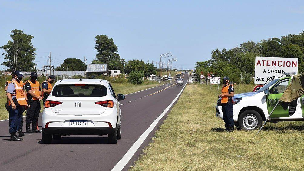Más de 8.000 infracciones se realizaron en rutas nacionales en el Operativo Vial 2021