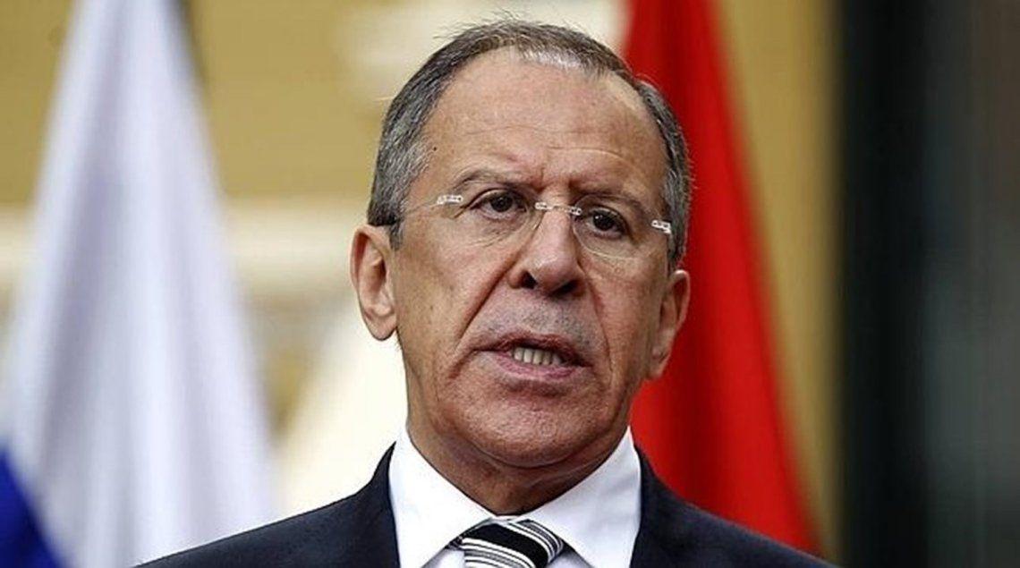Serguéi Lavrov