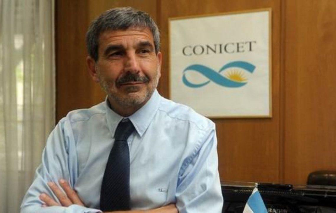 Roberto Salvarezza indicó que Argentina tiene la capacidad necesaria para fabricar la vacuna rusa Sputnik V.