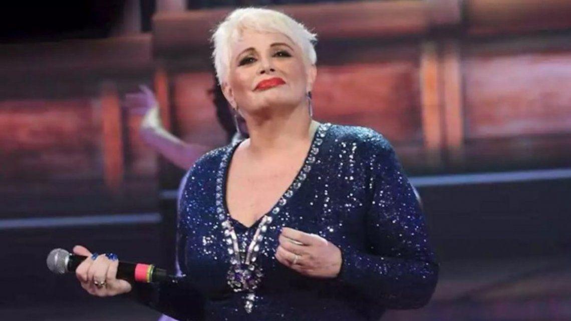 Carmen Barbieri había sido la primera confirmada para MasterChef Celebrity 2