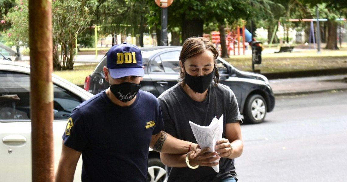 El esposo de Carolina Píparo sometido a periciias psicológicas y con nuevo defensor