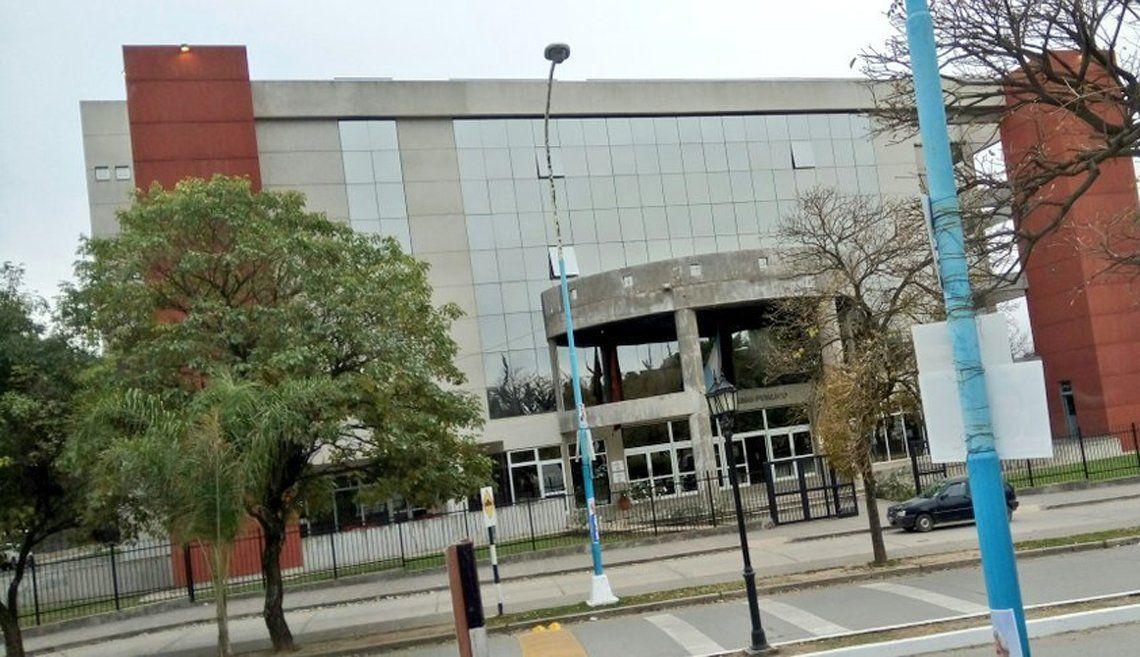 Salta: Tribunales de Metán.
