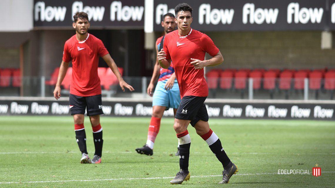 Estudiantes igualó con Arsenal 0-0 en un amistoso en el que debutó Jorge Rodríguez