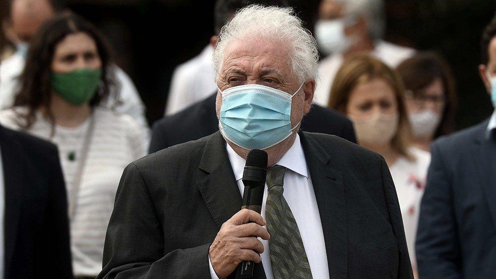 el Ministro de Salud de la Nación