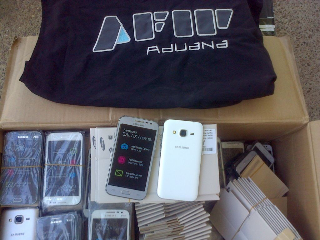 La AFIP rematará un lote de tel{efonos celulares