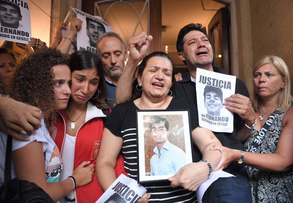 Fernando Báez Sosa fue asesinado el 18 de enero de 2020.