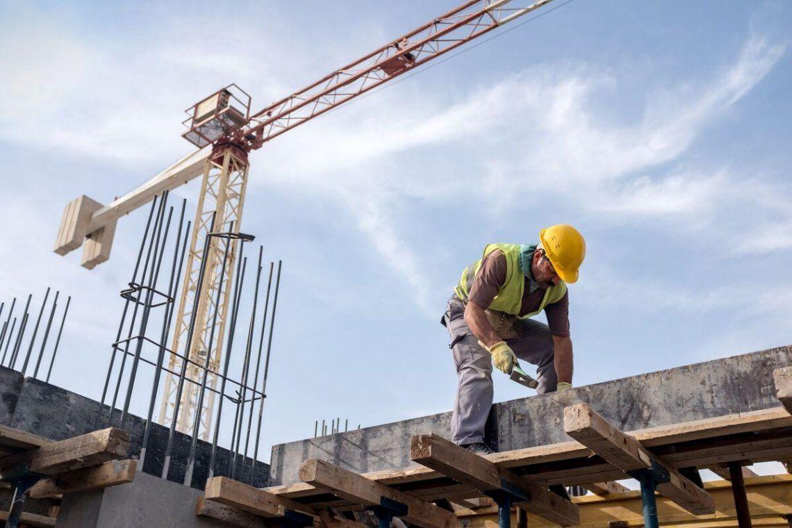 La industria y la construcción tuvieron en diciembre variaciones positivas por segundo mes consecutivo.