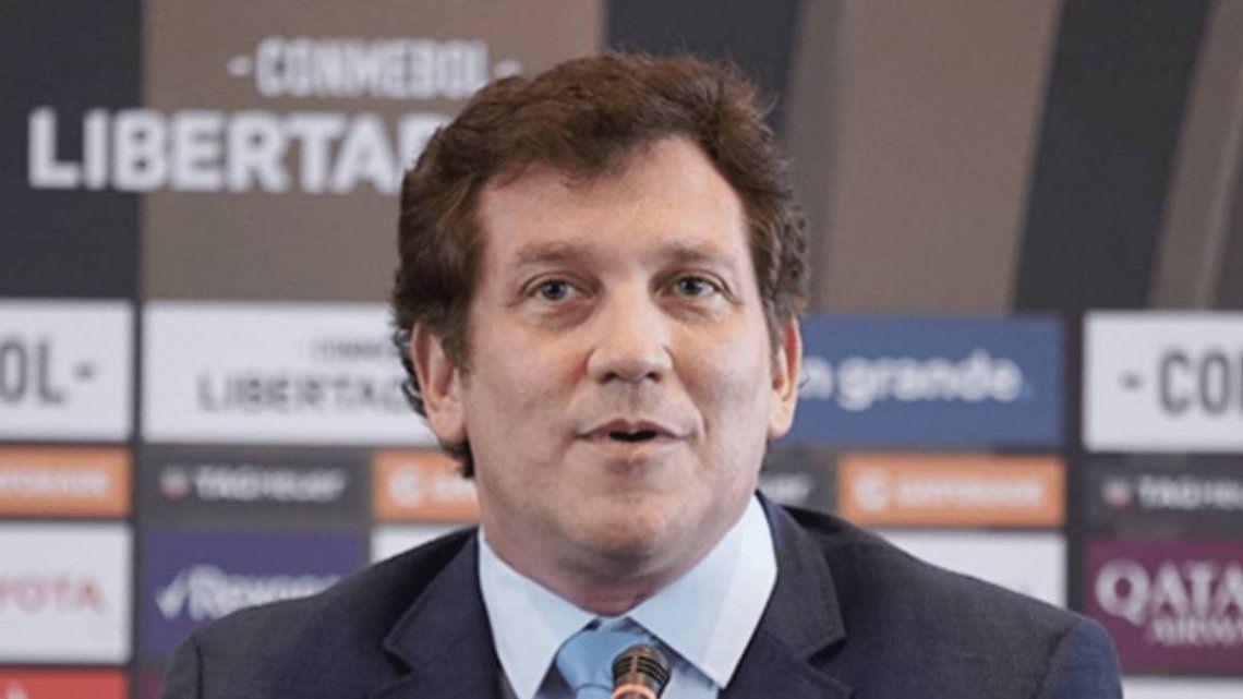 Alejandro Domínguez quiere que haya público en los estadios durante la Copa América