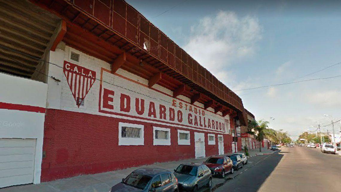 Lomas de Zamora: Club Los Andes.