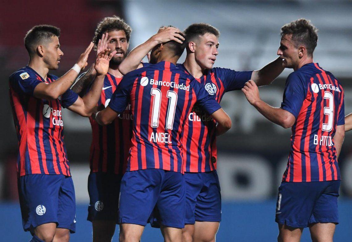 San Lorenzo enfrentará a un adversario chileno