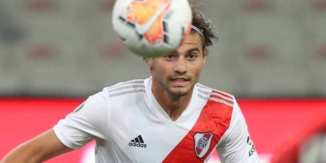 Santiago Sosa jugará en el equipo del Gringo Heinze.