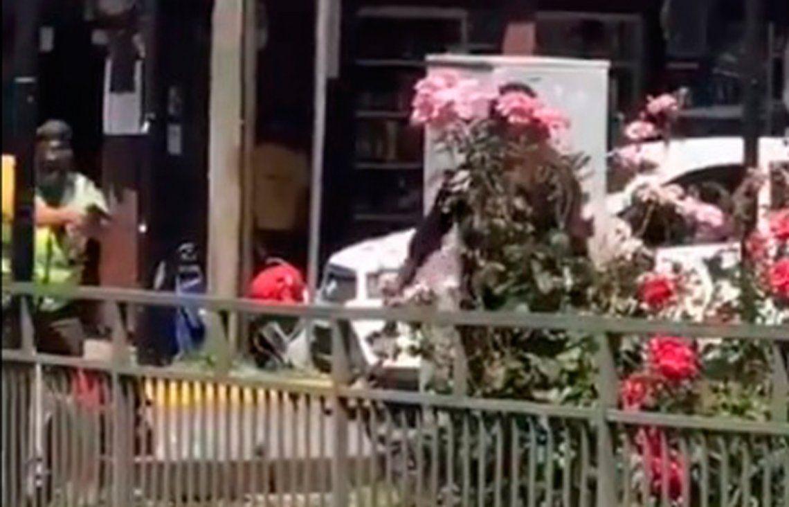 Chile: Carabinero mató a un malabarista