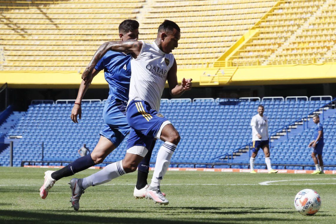 Boca cayó ante Talleres 1-0 en un amistoso jugado en La Bombonera