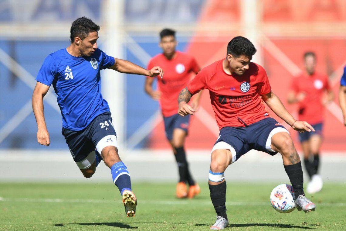San Lorenzo debuta en el torneo el próximo sábado ante Arsenal.