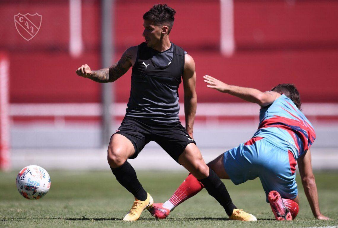 Independiente no pudo ante Arsenal en Avellaneda.