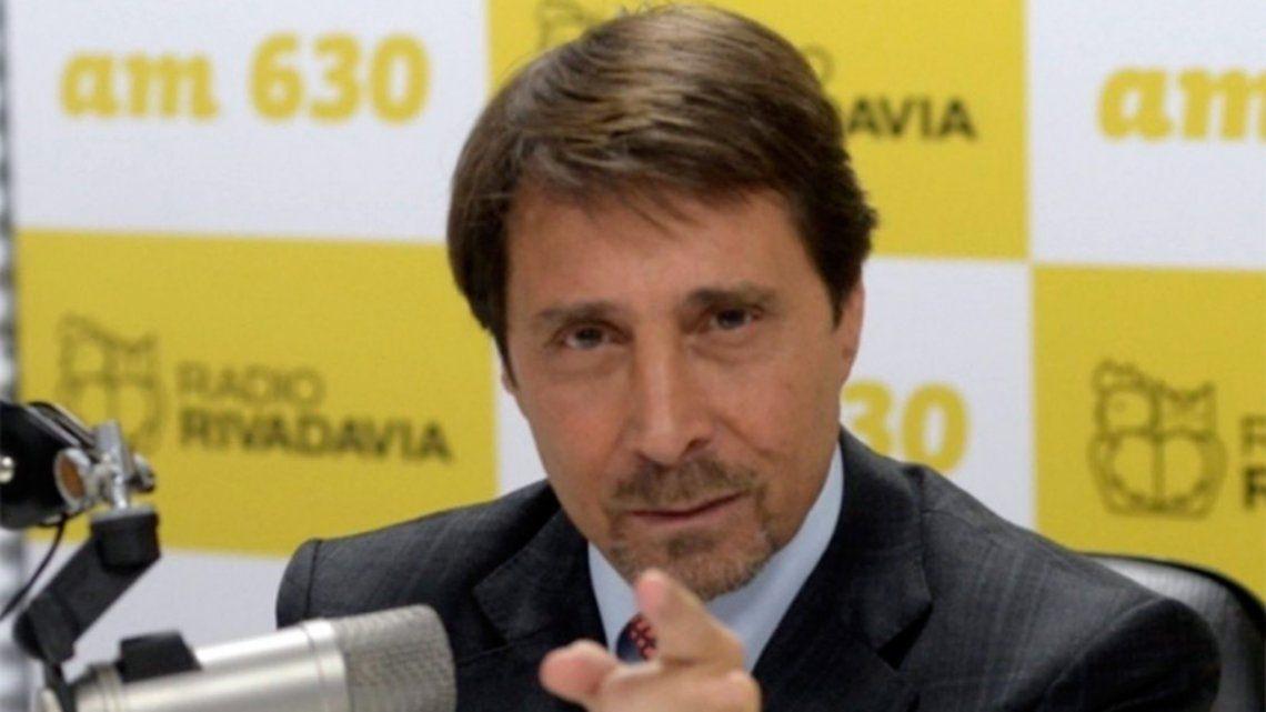 Eduardo Feinmann denunció la baja calidad de la carne a Precios Cuidados