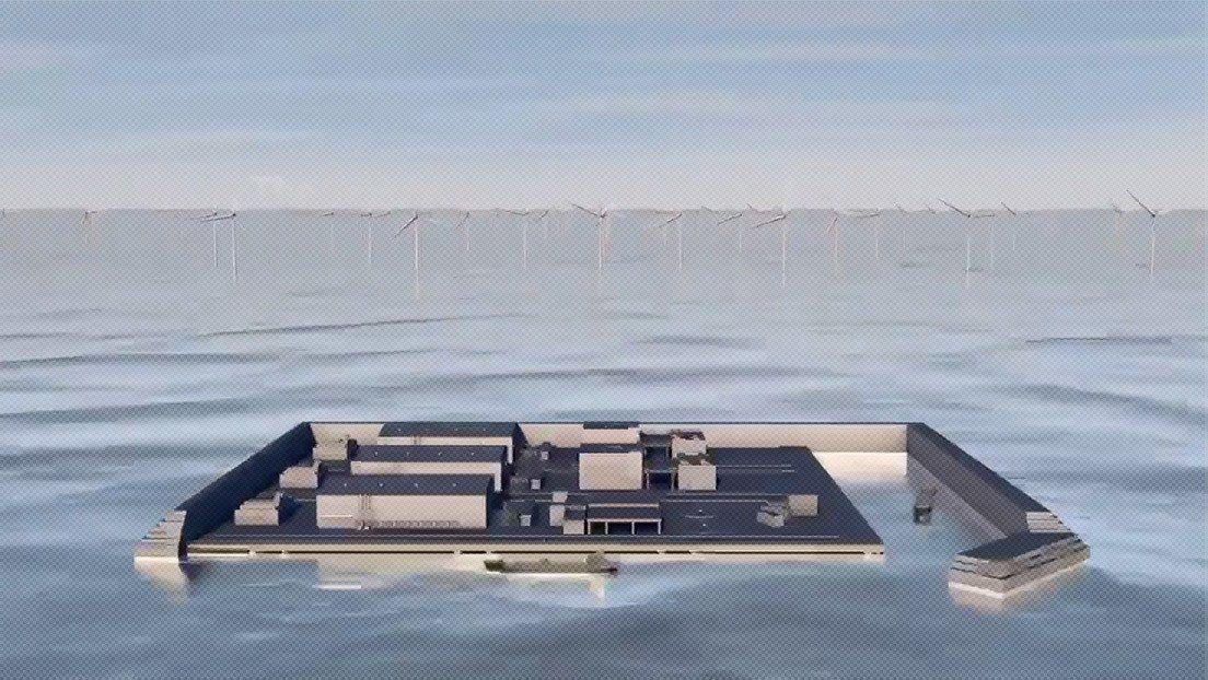 Dinamarca construirá una isla de generación de energía eólica de 120.000 metros cuadrados