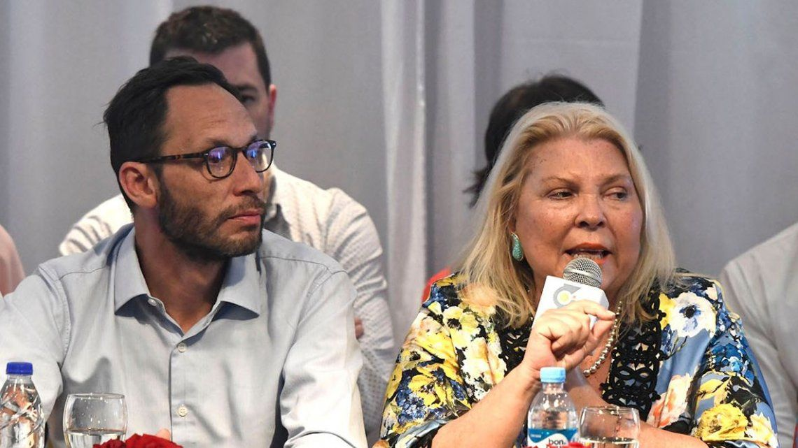 Coalición Cívica: Maxi Ferraro -junto a Elisa Carrió- será uno de los conductores de la nueva platafoprma de comunicación partidaria