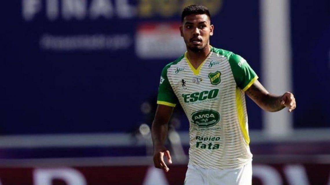 David Martínez quiere revancha con la camiseta de River.