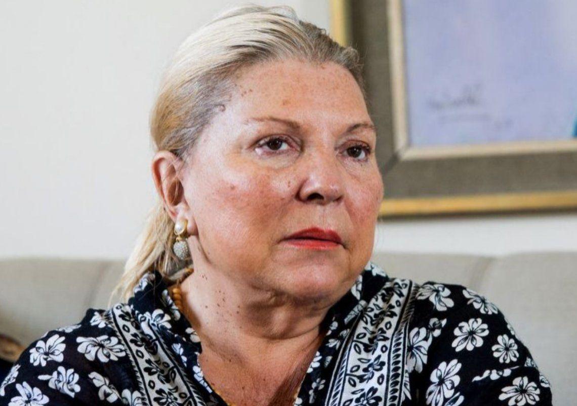 Elisa Carrió y Las trampas de la ideología