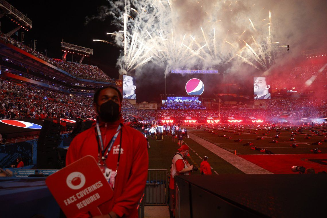 Las mejores fotos del Super Bowl LV y del show de The Weeknd