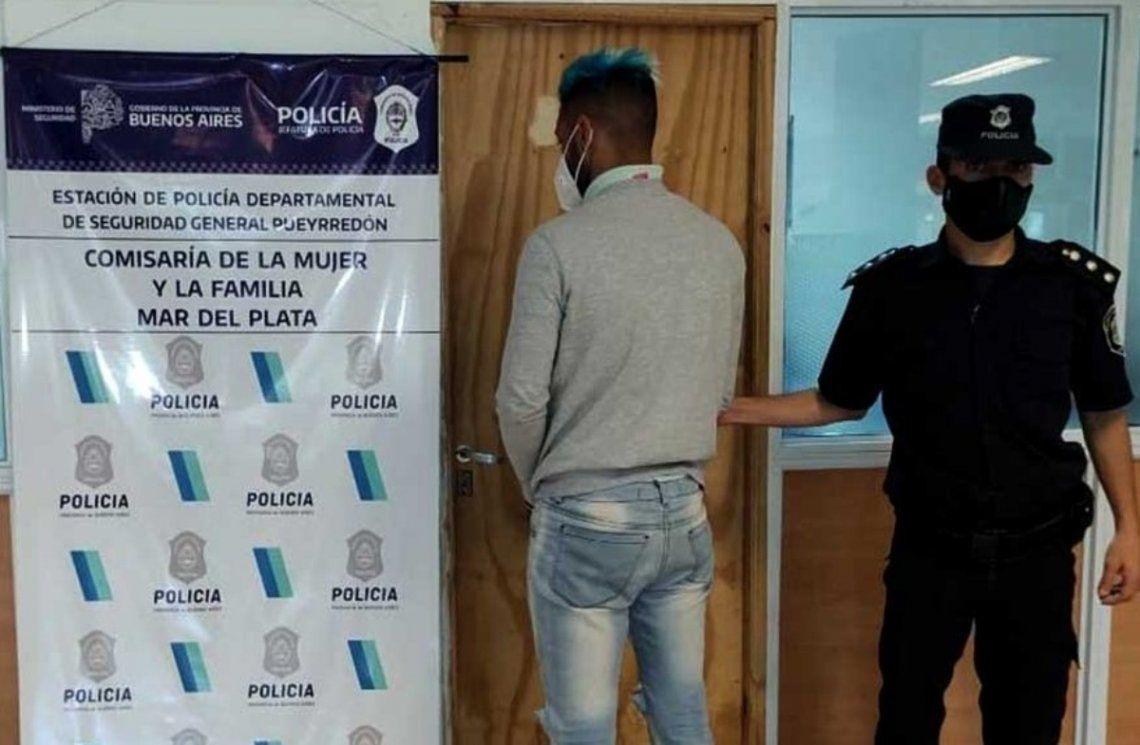Bastida fue detenido este lunes en Mar del Plata.