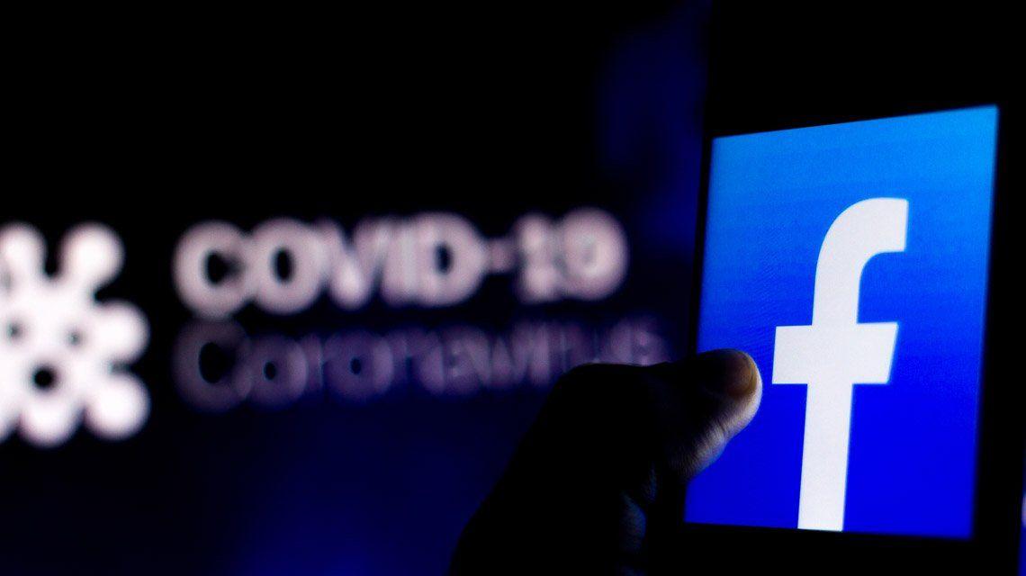 Facebook censurará cualquier información falsa sobre vacunas y coronavirus.