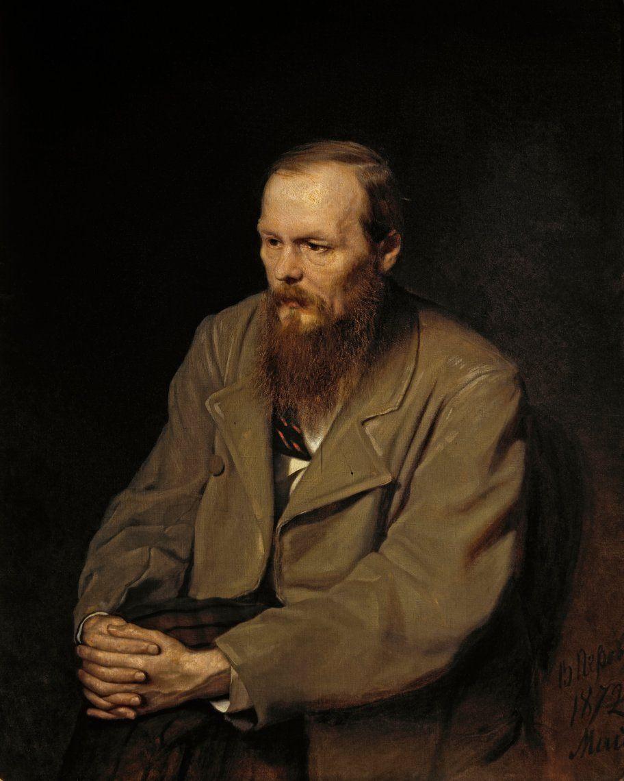 Habrá una doble conmemoración de Dostoievski