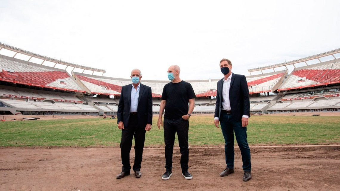 El Gobierno de la Ciudad de Buenos Aires rechazó el regreso del público a los estadios de fútbol