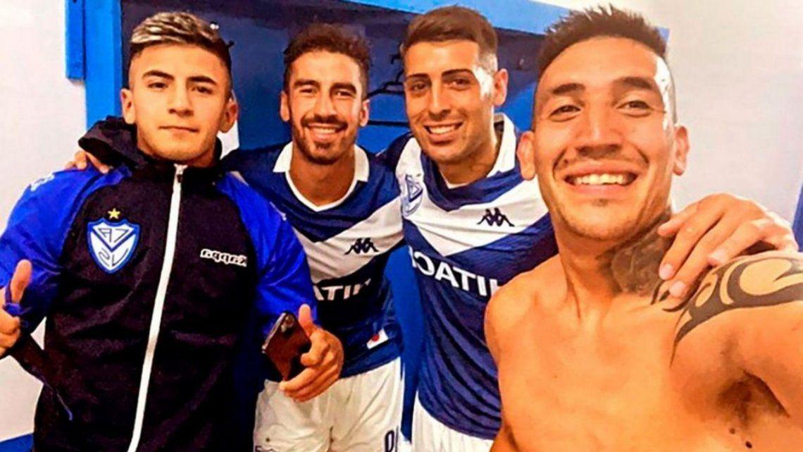 Vélez: Dos futbolistas imputados por presunto abuso sexual.