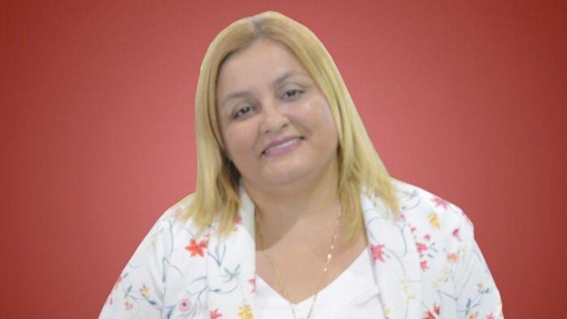 Paola Alejandra Díaz tiene 43 años y es concejal de la UCR