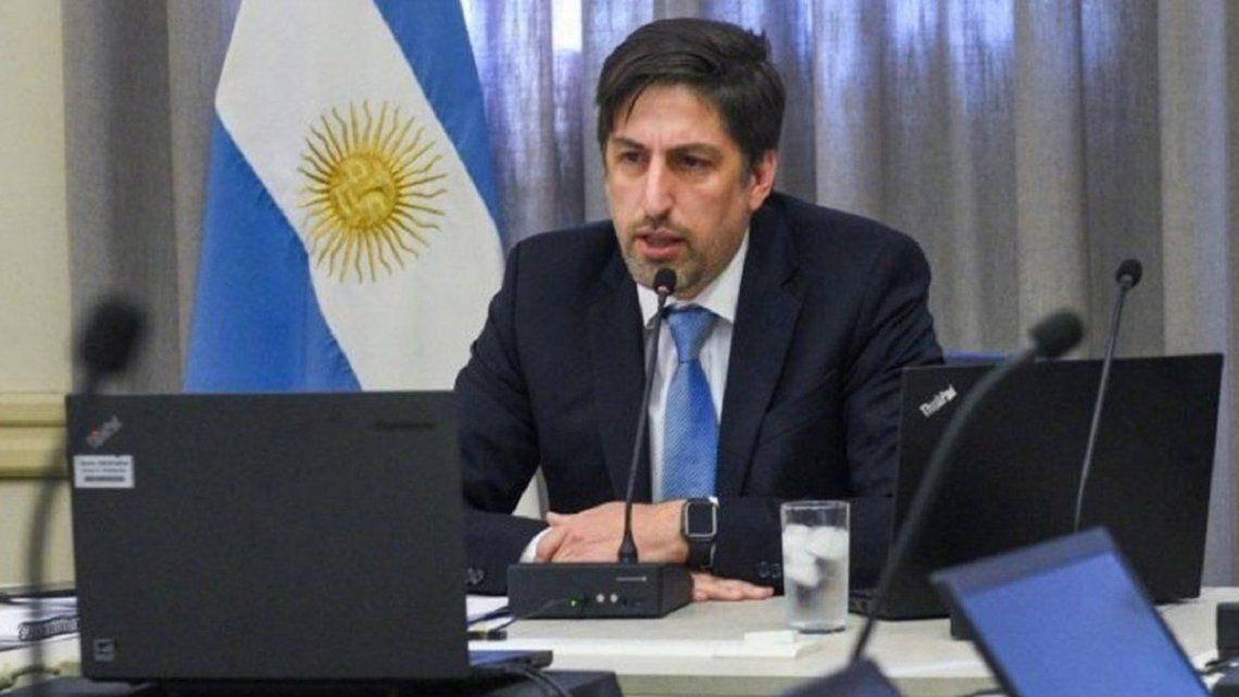 El ministro de Educación reafirmó el inicio de las clases presenciales en todo el país