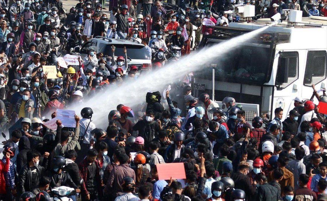 Los protestas se replican en todo el país para exigir la liberación de los detenidos.