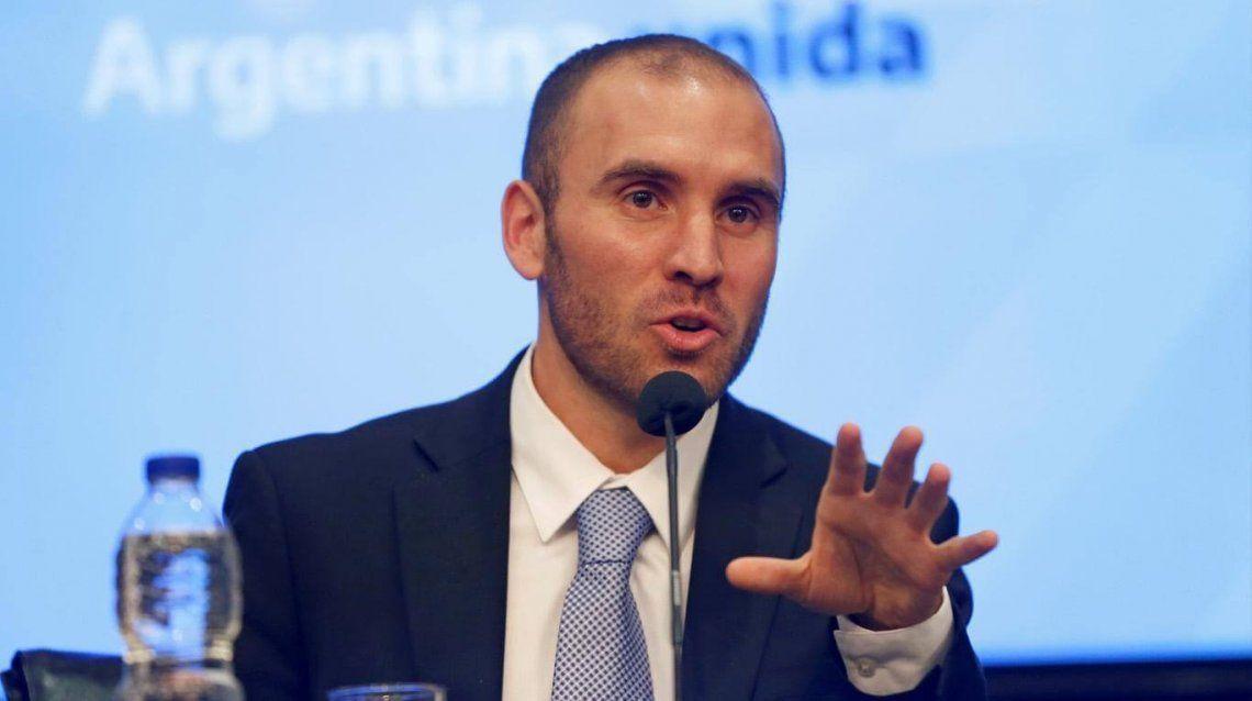 Martín Guzmán se refirió a la negociación por la deuda externa y esbozó críticas a Macri.