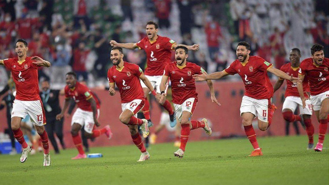 Mundial de Clubes: Al-Ahly venció a Palmeiras por penales.