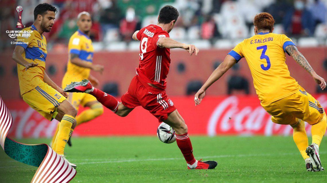 Bayern Munich y Tigres definen el mundial de clubes