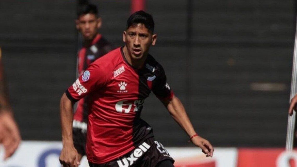Rodrigo Aliendro será titular en Colón de Santa Fe ante Central Córdoba de Santiago del Estero