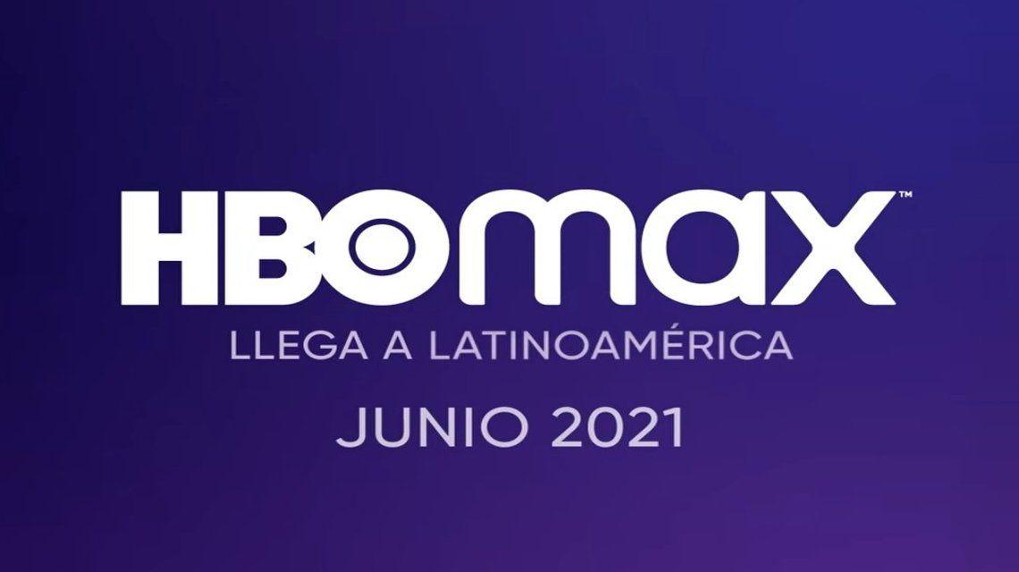 HBO Max llega a la Argentina en junio.